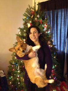 Rachel & Rooney Christmas
